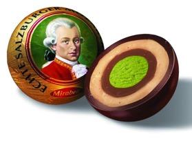 Echt (=äkta) Mozartkula från Mirabell!