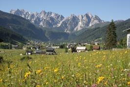 Vandra runt Gosaukamm i Österrike 4 dagar
