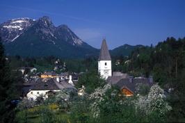 Du bor en natt i mysiga Bad Aussee i Salzkammergut