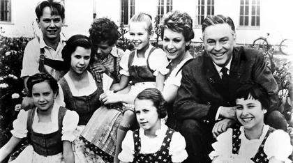 Den riktiga familjen von Trapp