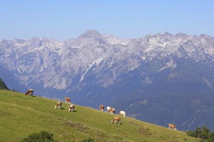 Sound-of-Music-vandring runt Dachstein © Austria Travel - Rusner