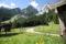 Vacker natur vid Dachstein