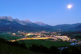På din vandringsresa bor du två nätter i Saalfelden i Pinzgau © Saalfelden Leogang Touristik GmbH