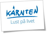 Logga för Kärnten - Lust på livet
