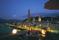 Salzburg på kvällen © Österreich Werbung - Popp
