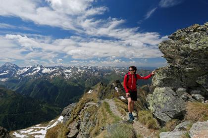 Vandring på Schladminger Tauern Höhenweg © Schladming-Dachstein Raffalt