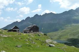 Du bor en natt på Ignaz-Mattis-Hütte © Austria Travel - Rusner