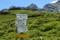 Tydliga skyltar och bra markering! © Austria Travel - Rusner