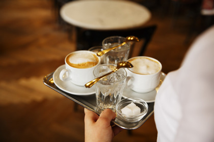 Kaffe på Café Sperl i Wien © Wientourismus - Peter Rigaud