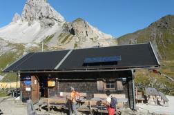 Filmoor Standschützenhütte - Felsigel CC BY 3.0