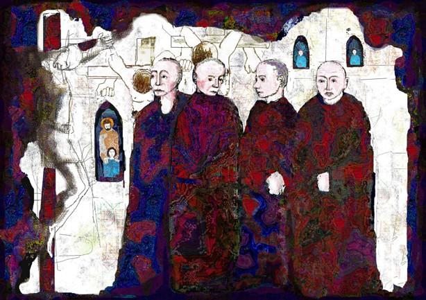 Guds nåd i ett kloster i norra Bohuslän