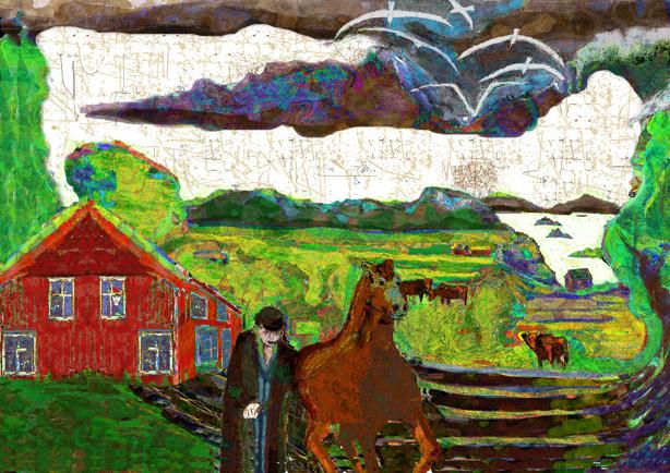Torpare på Rossö 1866