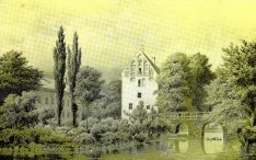 BOLLERUPS BORG - 1800-talet