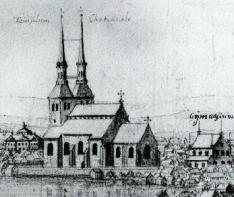 VÄXJÖ DOMKYRKA och katedralskola