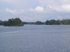 BOLMEN - Smålands största sjö