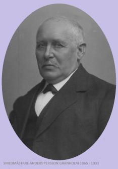 Anders Persson Granholm