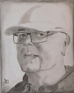 Ulf Svensson Porträttecknare Tecknare