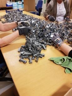 Legoarbete mot företag