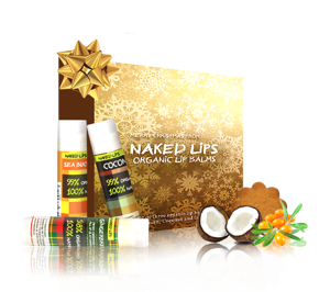 Naked Lips, Julpaket