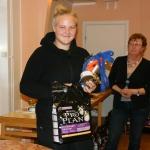 Nina Djerf med Skogsereds Lizzy
