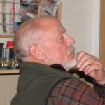 En eftertänksam Gottne Lindgren