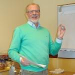 Gottne Lindgren får förtjänsttecken i silver