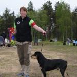 BIR Japp äg, Christel Karlsson Vindeln