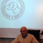 Ordförande för årsmötet Håkan Halvardsson