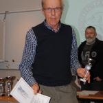Vinnare av Skallpokalen Finnörjes Troja och Ragnvald Bäckström