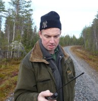 Medlemsansvarig Mats Gustafsson