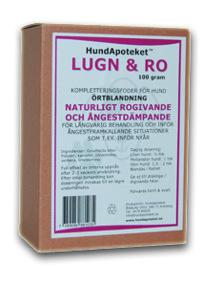 LUGN & RO - Lugn & Ro  100gr