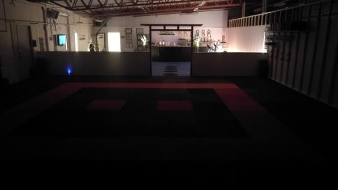 Receptionen på Hogosha Martial Arts
