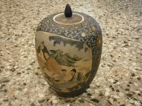 Lockurna Orientalisk Höjd med lock 33cm
