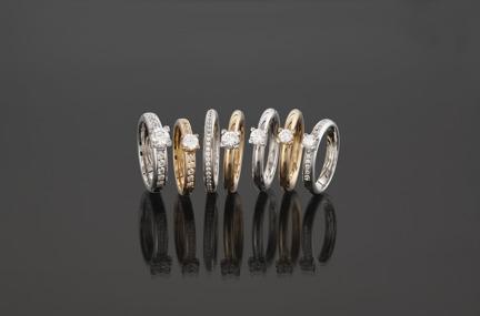 Vi är återförsäljare av Guldbolagets fantastiska ringar. Klicka på bilden