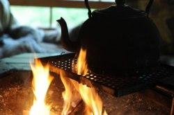 Fullt köksutrustad grillstuga