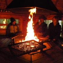 Matlagning & mys i grillkåtan