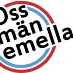 Logga OSS MÄN EMELLAN