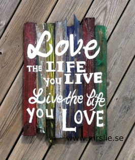Bob Marley quotes - 32x47cm