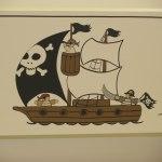 narbild piratskepp