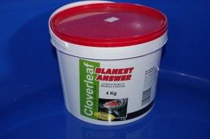 25. Cloverleaf Blanket Answer 4 kg Trådalgsmedel