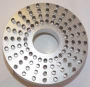 12. LED ring 96 dioder vit