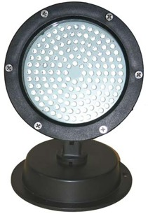 17. LED Spot 144 dioder vit