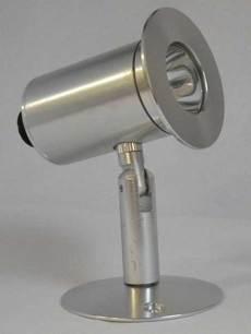 14. LED Spot Power 1 W metall