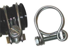 13. Slangklämma för spiralslang 32mm