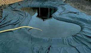 2. PVC folie 4 meter bred
