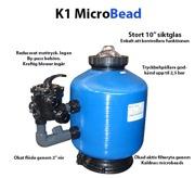 3. Micro bead K 20 till 18m3