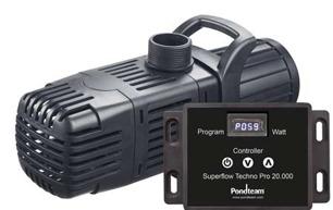 1 b. Superflow techno pro 22000S