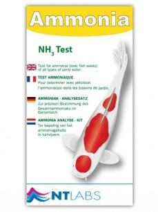 2. Ammoniak test