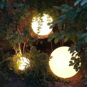 Ljusglob diameter 25cm
