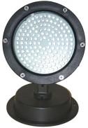 18. LED Spot 144 dioder blå